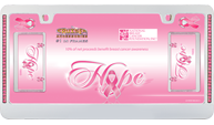 Hope, Chrome/Pink