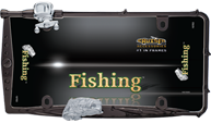 Fishing, Black Chrome/Chrome