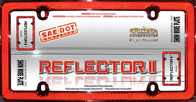 reflector ii redchrome