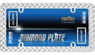 Diamond Plate, Chrome