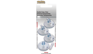 Suction Cups, Clear (4 Pack)