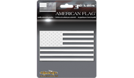 3d-Cals American Flag, Chrome