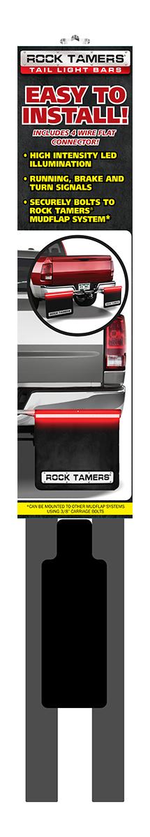 Cruiser Accessories RT220 Rock Tamers Bolt Bumpers