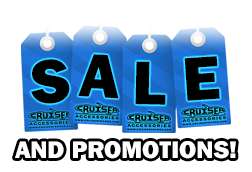 Shop here for Cruiser's sale items, sale sign displayed.
